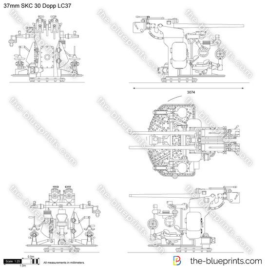 37mm SKC 30 Dopp LC37