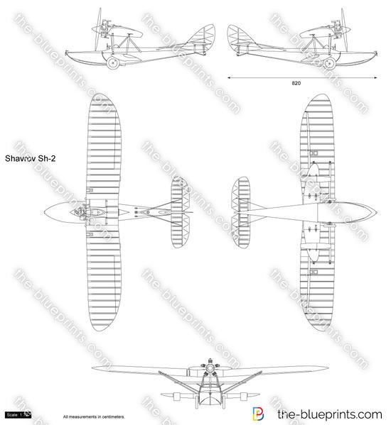 Shavrov Sh-2