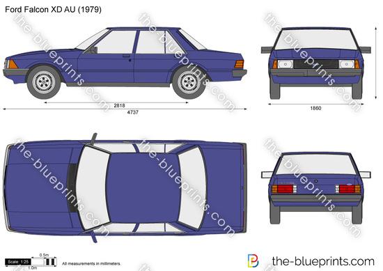 Ford Falcon XD AU