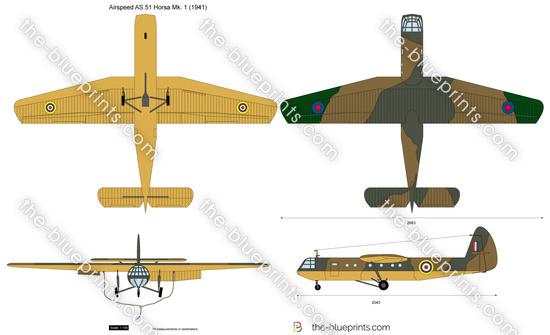 Airspeed AS.51 Horsa Mk. 1