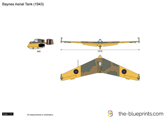 Baynes Aerial Tank