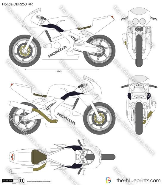 Honda CBR250 RR