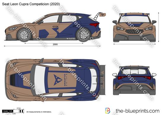 Seat Leon Cupra Competicion
