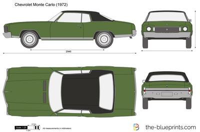 Chevrolet Monte Carlo (1972)