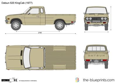 Datsun 620 KingCab
