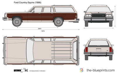 Ford Country-Squire