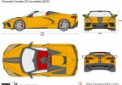 Chevrolet Corvette C8 Convertible (2020)