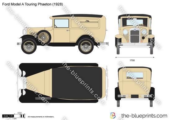 Ford Model A Touring Phaeton