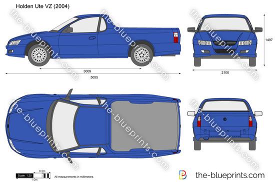 Holden Ute VZ