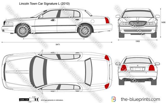 Lincoln Town Car Signature L