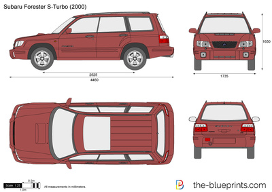 Subaru Forester S-Turbo
