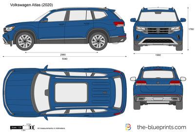 Volkswagen Atlas (2020)