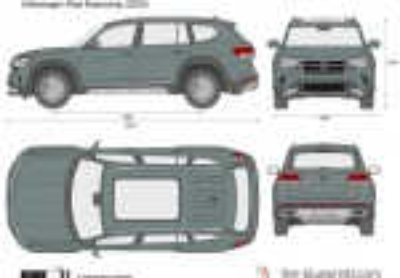 Volkswagen Atlas Basecamp (2020)