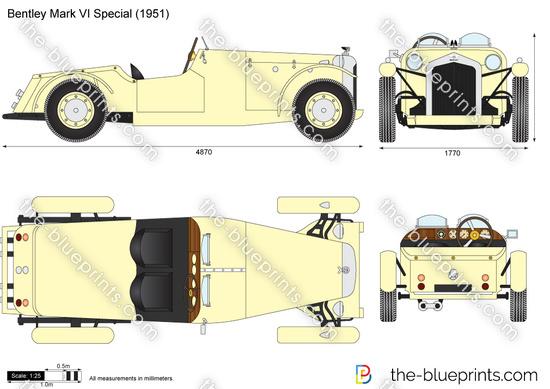 Bentley Mark VI Special