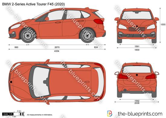 BMW 2-Series Active Tourer F45