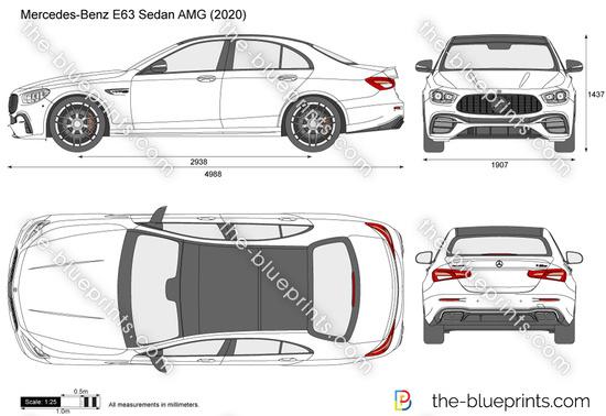 Mercedes-Benz E63 AMG Sedan