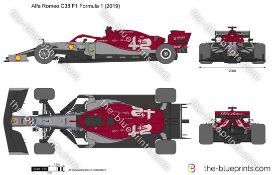 Alfa Romeo C38 F1 Formula 1