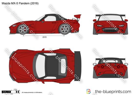 Mazda MX-5 Pandem