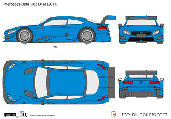 Mercedes-Benz C63 DTM