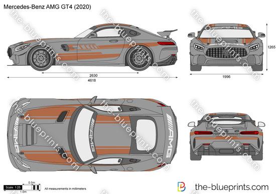 Mercedes-Benz AMG GT4