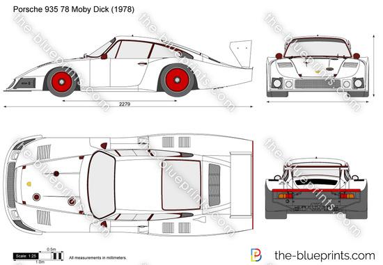 Porsche 935 78 Moby Dick