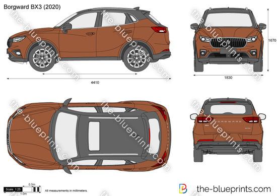 Borgward BX3