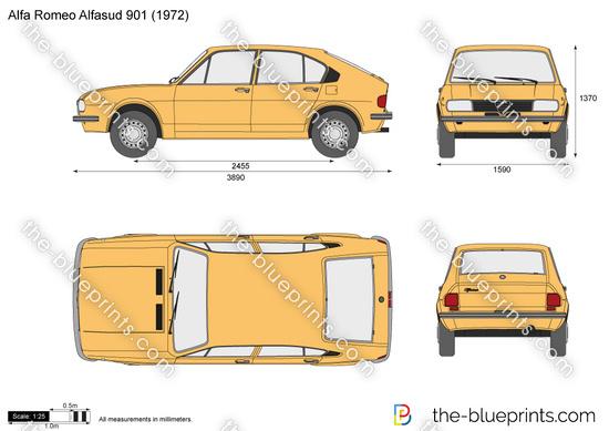 Alfa Romeo Alfasud 901