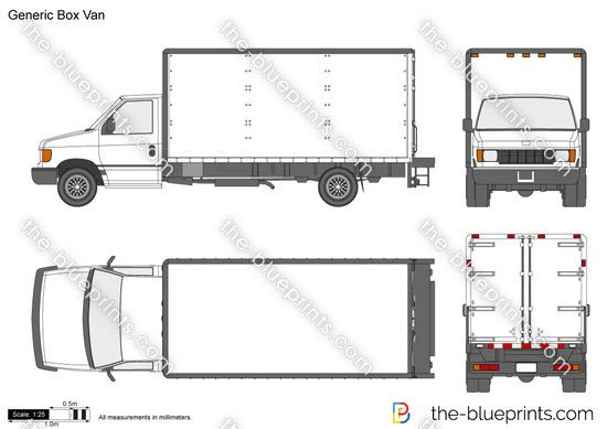 Generic Box Van