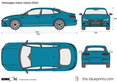 Volkswagen Arteon Hybrid (2020)