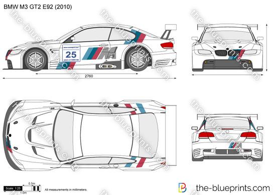 BMW M3 GT2 E92