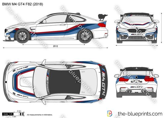 BMW M4 GT4 F82