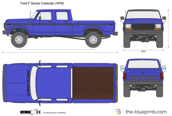 Ford F Series Crewcab