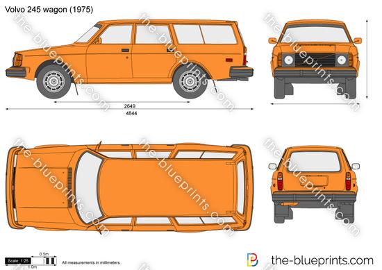 Volvo 245 wagon