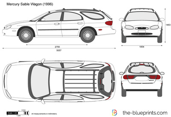 Mercury Sable Wagon