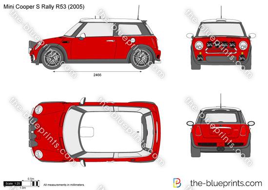 Mini Cooper S Rally R53
