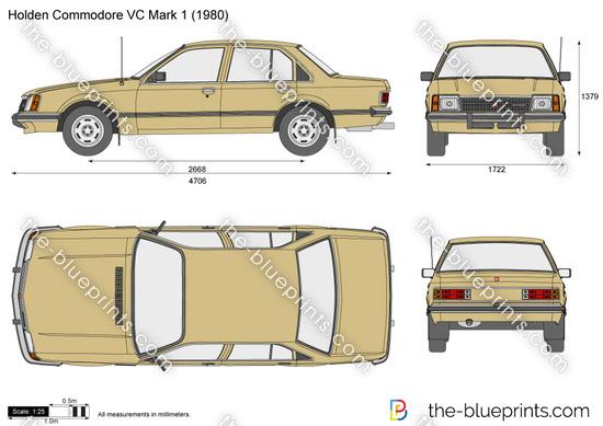 Holden Commodore VC Mark 1