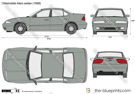 Oldsmobile Alero sedan