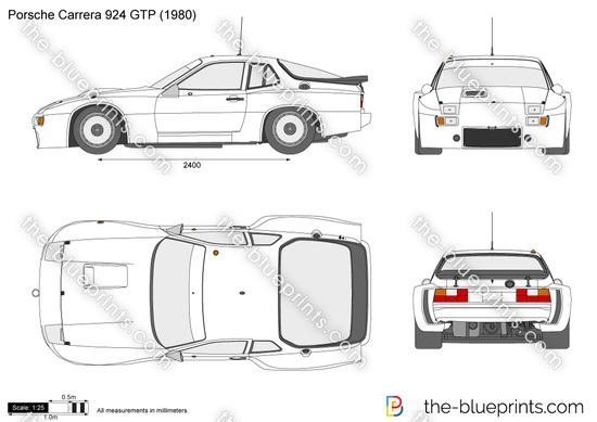 Porsche Carrera 924 GTP