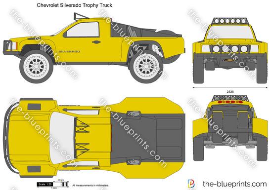 Chevrolet Silverado Trophy Truck