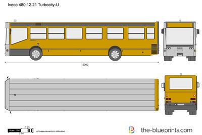 Iveco 480.12.21 Turbocity-U