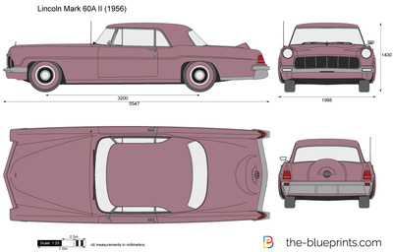 Lincoln Mark II (60A)