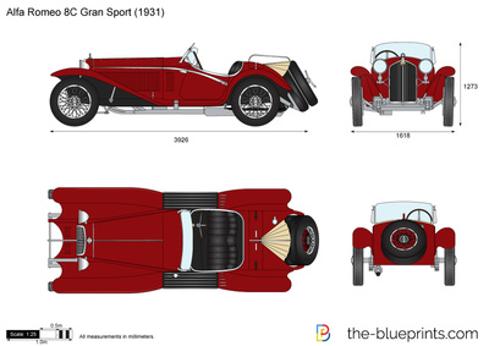 Alfa Romeo 8C Gran Sport