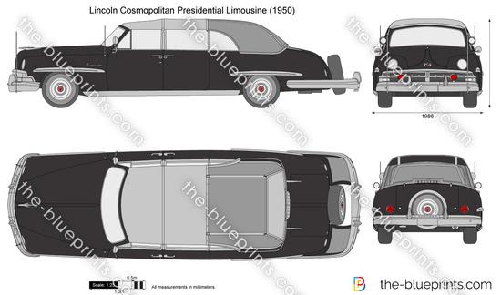 Lincoln Cosmopolitan Presidential Limousine