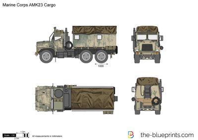 Marine Corps AMK23 Cargo