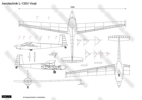 Aerotechnik L-13SV Vivat