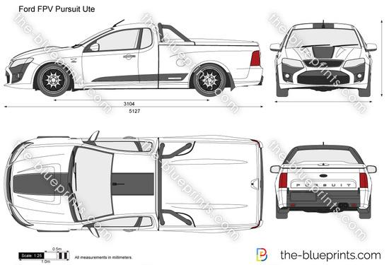 Ford FPV Pursuit Ute