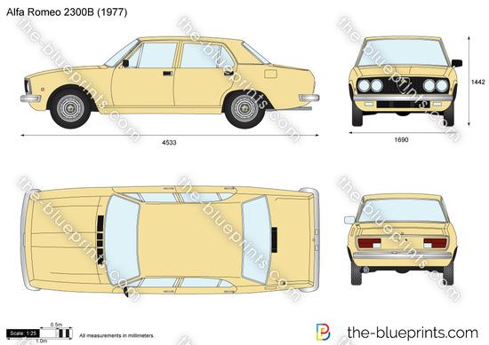 Alfa Romeo 2300B
