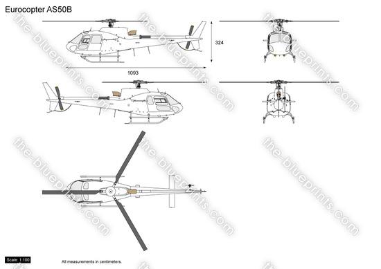 Eurocopter AS50B