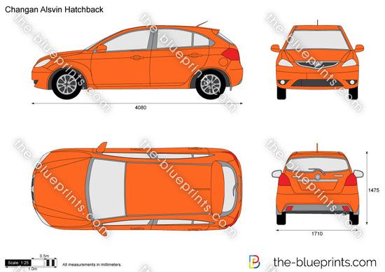 Changan Alsvin Hatchback