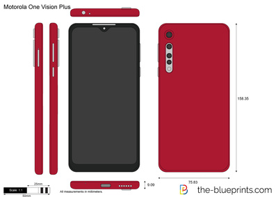 Motorola One Vision Plus